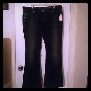 """MEK Black Wash """"Lyon"""" Jeans"""